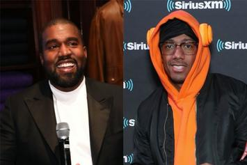 Kanye West & Nick Cannon Release Part 2 Of Their Interview