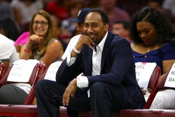 Stephen A. Smith Offers Apology To The Toronto Raptors