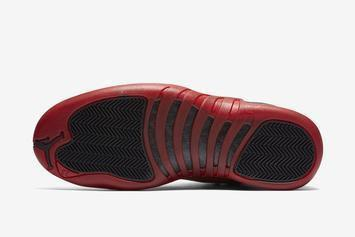 "Air Jordan 12 ""Reverse Flu Game"" Coming Soon: Best Look Yet"