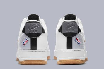"Nike Air Force 1 Low ""NBA"" Coming Soon: Photos"