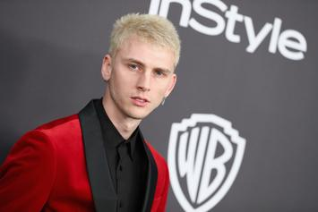Machine Gun Kelly & Megan Fox Film Shuts Down Production Due To COVID-19