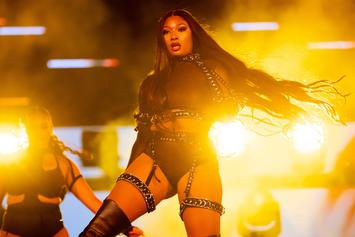 """Megan Thee Stallion Addresses Rumors That She Abused Ex-BF: """"Stop Lying On Me"""""""