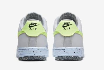 """Nike Air Force 1 Low """"Crater"""" Coming Soon: Photos"""