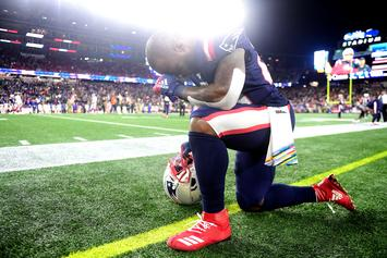 Father Of Patriots RB James White Dies In Car Crash, Mother In Critical Condition