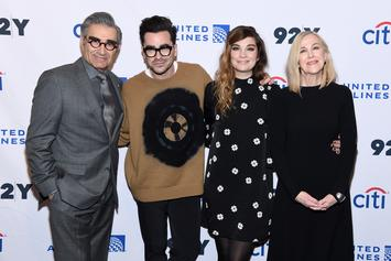 """Schitt's Creek"" Completes Sweep Of Comedy Awards At Emmys"