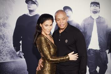 Dr. Dre's Estranged Wife Accused Of Embezzling Funds From Recording Co.