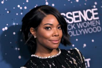 "Gabrielle Union Hosts Live ""Friends"" Table Read With Award-Winning All-Black Cast"
