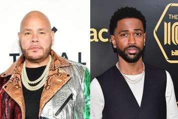 "Fat Joe Compares Big Sean To Nipsey Hussle: ""You're A Beautiful Soul"""