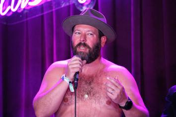 "Bert Kreischer Netflix Series ""The Cabin"" Drops Celeb-Filled Trailer"