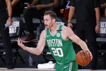 Gordon Hayward's Wife Criticized For Recent Baby Photos