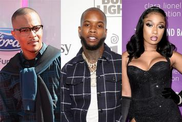 T.I. Shares What Tory Lanez Told Him About Megan Thee Stallion Shooting