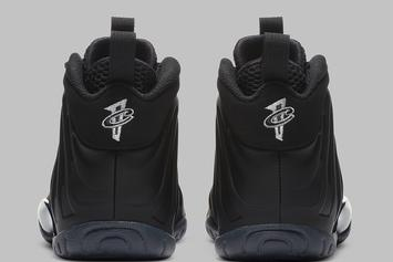 "Nike Air Foamposite One ""Black/Anthracite"" Release Date Revealed: Photos"
