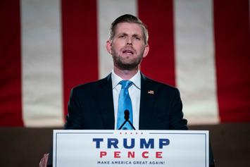Eric Trump Seemingly Says He's Part Of The LGBT Community