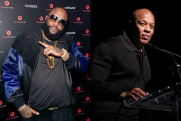 Dr. Dre Has A Hilarious Reaction To Rick Ross NBA Finals Prediction