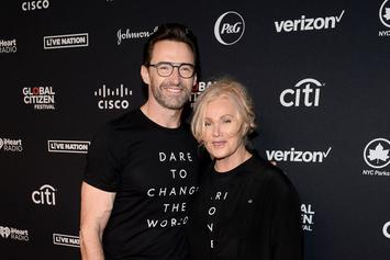 Hugh Jackman's Wife Addresses Rumors That He's Gay