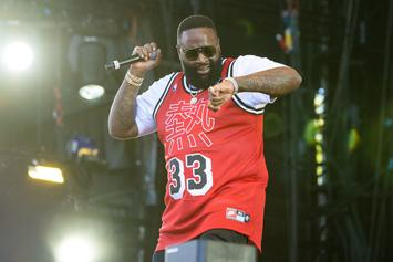 "Rick Ross Provides Update On ""Richer Than I Ever Been"""