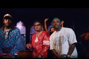 """Nas, Fivio Foreign & A$AP Ferg Talk """"Spicy"""" In New Video"""