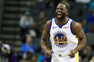 Draymond Green Explains Why Media Doesn't Belong In Locker Room