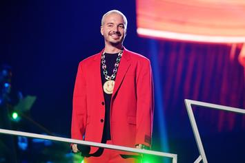 J Balvin Follows Travis Scott's Lead With McDonald's Collab