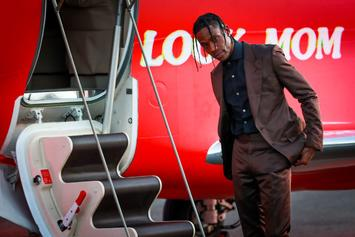 Travis Scott Makes History With Another #1 Debut On Billboard Hot 100