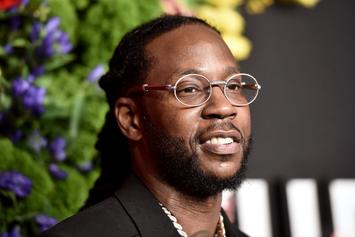 "2 Chainz Taps Kanye West For ""So Help Me God"""