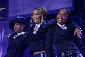 "T-Boz Laughs Off Left Eye Conspiracy Rumors, Talks ""Disrespectful"" TLC Fans"