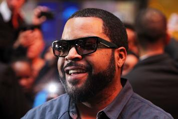 "Ice Cube Discusses His ""Contract With Black America"" On ""Red Table Talk"""