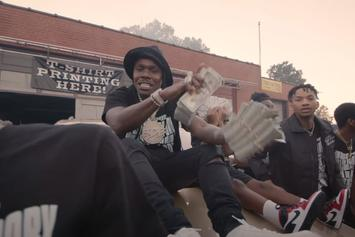 """DaBaby Kicks It On The Streets Of Charlotte For """"Practice"""" Visual"""