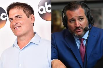 "Mark Cuban Tells Ted Cruz He's ""Full Of Sh*t"" Over NBA Rating Comments"