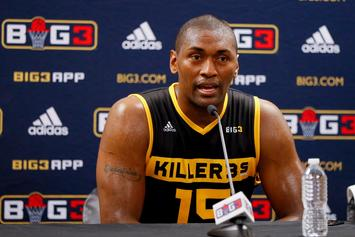 "Metta World Peace Claps Back At Stephen A. Smith's ""Soft Era"" Take"