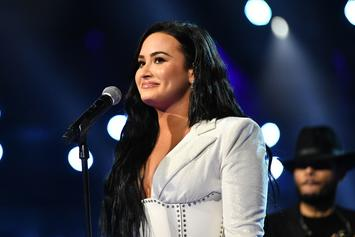 Demi Lovato Opens Up About Making Peace With Past Eating Issues