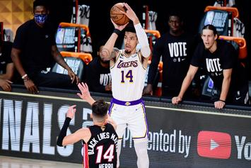 Danny Green Calls Out His Haters After Lakers Title Victory