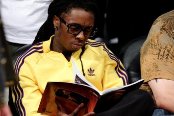 Lil Wayne Shares Throwback Pic With Kobe Bryant To Celebrate Lakers Win