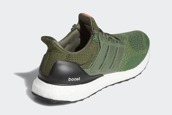 """Adidas UltraBoost 1.0 """"Olive"""" Makes A Comeback: Release Details"""