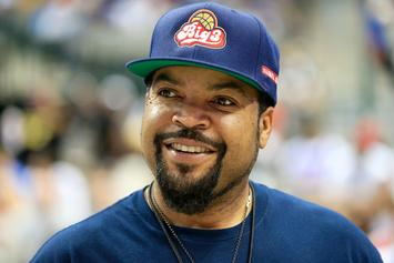 """Ice Cube Answers Why Black Women Aren't Included In """"Contract With Black America"""""""