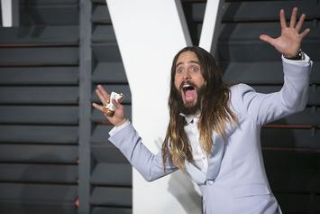 Jared Leto Is Returning As The Joker