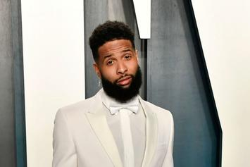 "Odell Beckham Jr. Doesn't Believe That ""[COVID-19] Can Get To Me"""