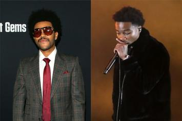 Roddy Ricch & The Weeknd Lead 2020 AMA Nominations