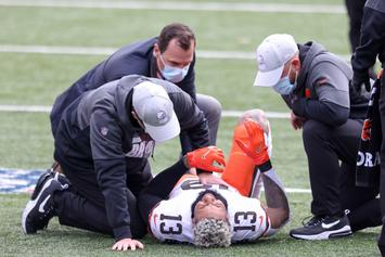 Odell Beckham Jr Tears ACL, Ruled Out For Season