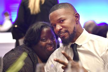 Jamie Foxx Mourns The Death Of 36-Year-Old Sister DeOndra Dixon
