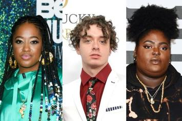 "Rapsody, Jack Harlow, Chika, Polo G, Flo Milli & More Light Up ""Hip Hop Awards"" Cyphers"