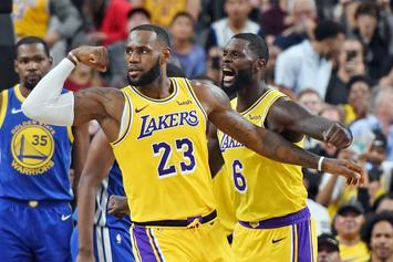 LeBron James Wants L.A. Parade After Lakers & Dodgers Historical Wins