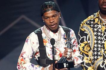 "Lil Baby Is Too Busy ""Getting Millions"" So He ""Ain't Trippin About Awards"""