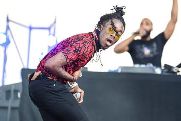 Lil Uzi Vert Nods Nicki Minaj Lyrics To Shade Safaree On New Track