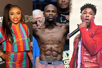 Floyd Mayweather Confirms Yaya Is Pregnant With NBA Youngboy's Child