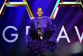 Rihanna Ignites Album Speculation After Supposed Music Video Shoot