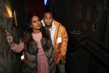 G Herbo & Taina Williams Dress Up As Jay-Z & Beyoncé For Halloween