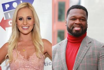 Tomi Lahren Declares Trump's Presidential Victory On 50 Cent's IG Post