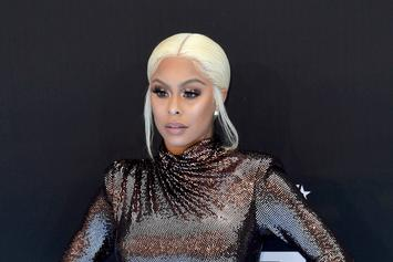 Alexis Skyy Shows Her Bruises From Rod Wave Stage Fall