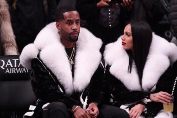 "Safaree Was Lying About Erica Mena Divorce: ""Sorry For Being Childish"""